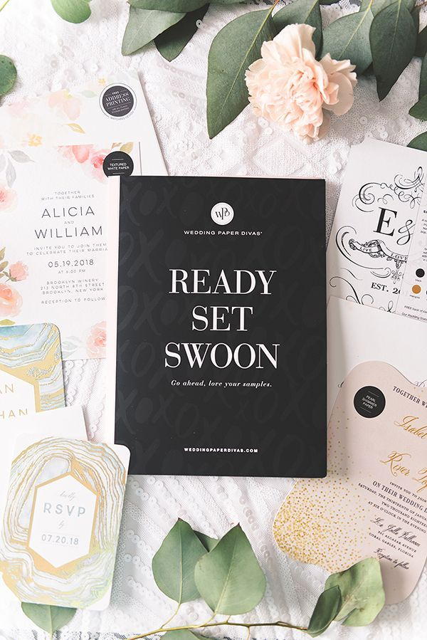standard size wedding invitation%0A Now you all can order your wedding invitations and other paper goods  without any fear or doubt with the Wedding paper Divas Sample Kit