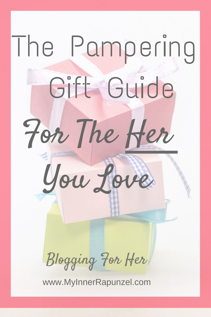 "This is a gift guide of ideas for the ""Her"" in your life looking to relax and settle in for a cozy night. Gifts are meant to pamper, indulge and inspire."