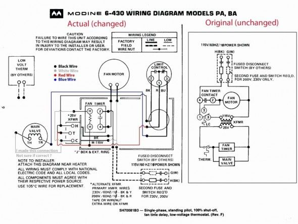Electric Heat Strip Wiring Diagram Di 2020 Diagram