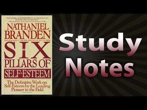 The Six Pillars of Self-Esteem by Nathaniel Branden - YouTube