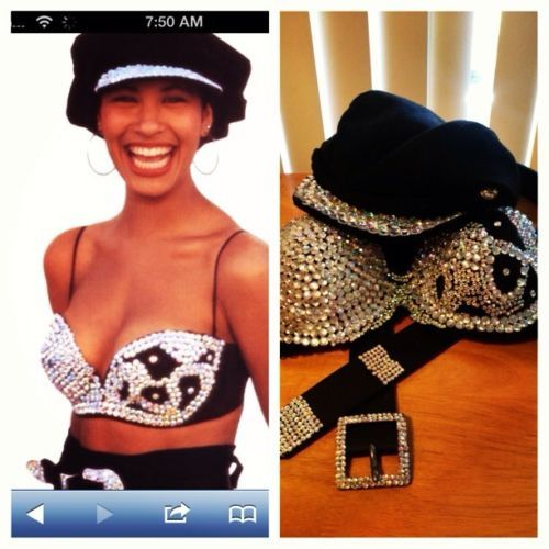 Selena Quintanilla Halloween Costume Ideas