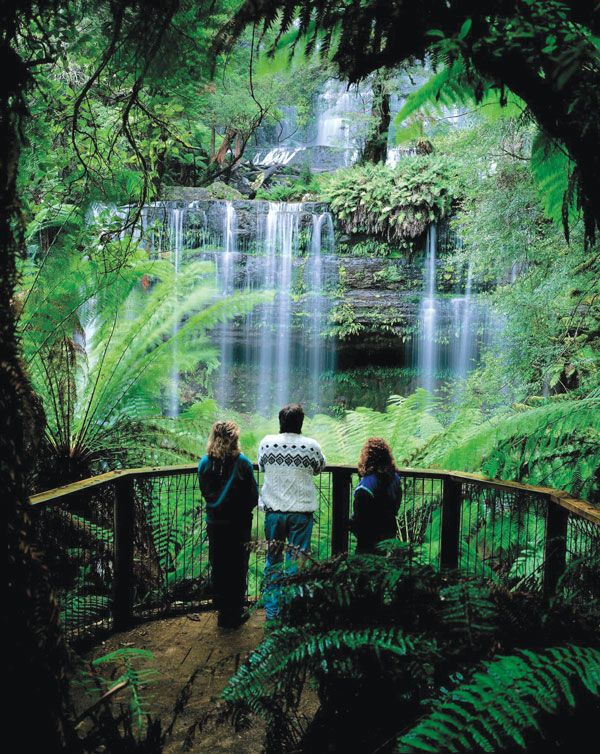 Image result for Russell Falls