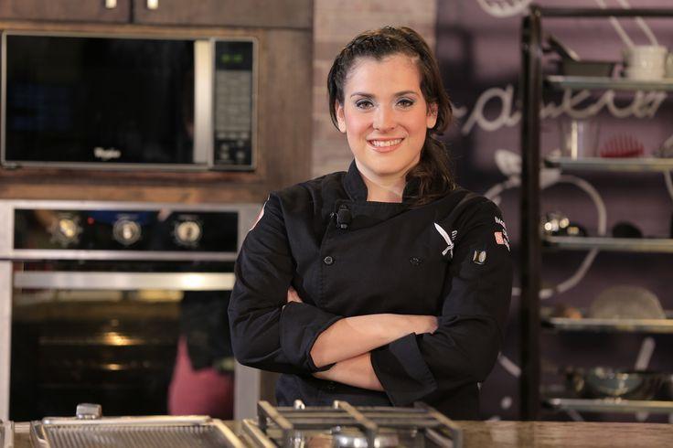 Laura Delgado del equipo 12.