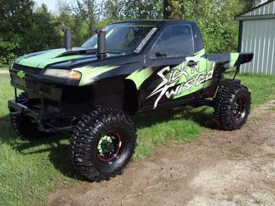 2013 Chevy Colorado Used Mud Truck For Sale