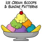 This set of ice cream images and printables can be used to create your own classroom motivational programs. The ice cream cones and scoops are the ...