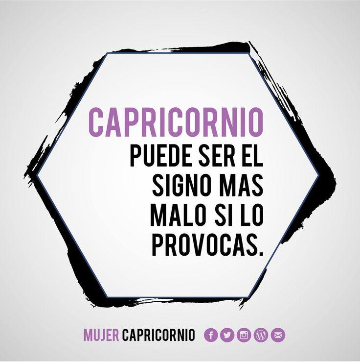 #Capricornio #MujerCapricornio #Frases
