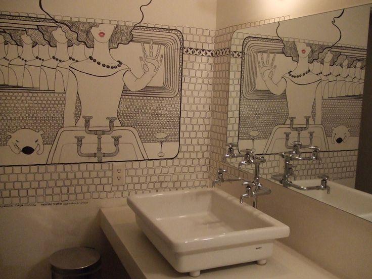 75 best restaurant bar club toilets images on pinterest bathrooms toilets and bathroom Best restaurant bathroom design