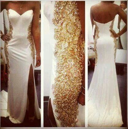 engagement dress after the traditional party???