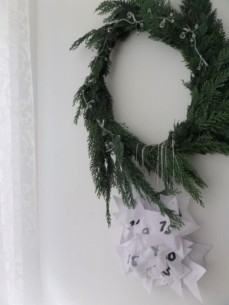 BARABASCA MADE  Christmas decoration, advent calendar