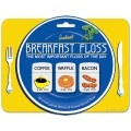 Do you think coffee floss gives you coffee breath? Because that could be a problem.