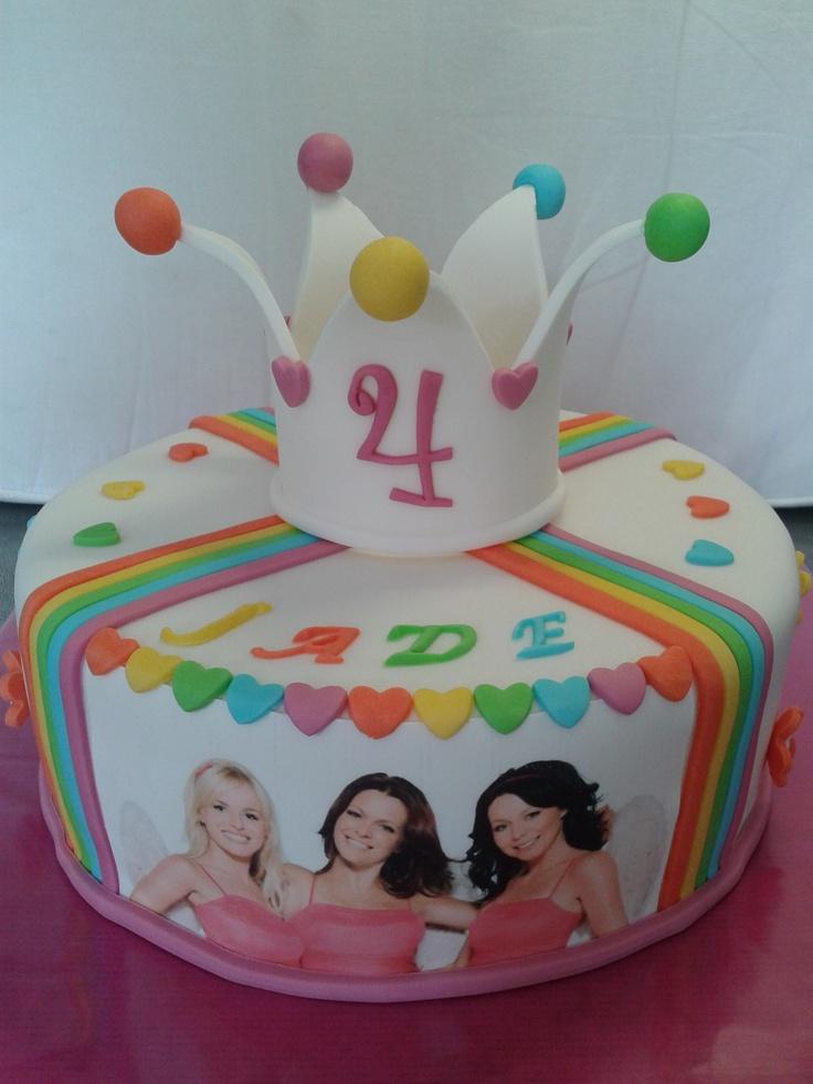 K3 taart (voorkant)