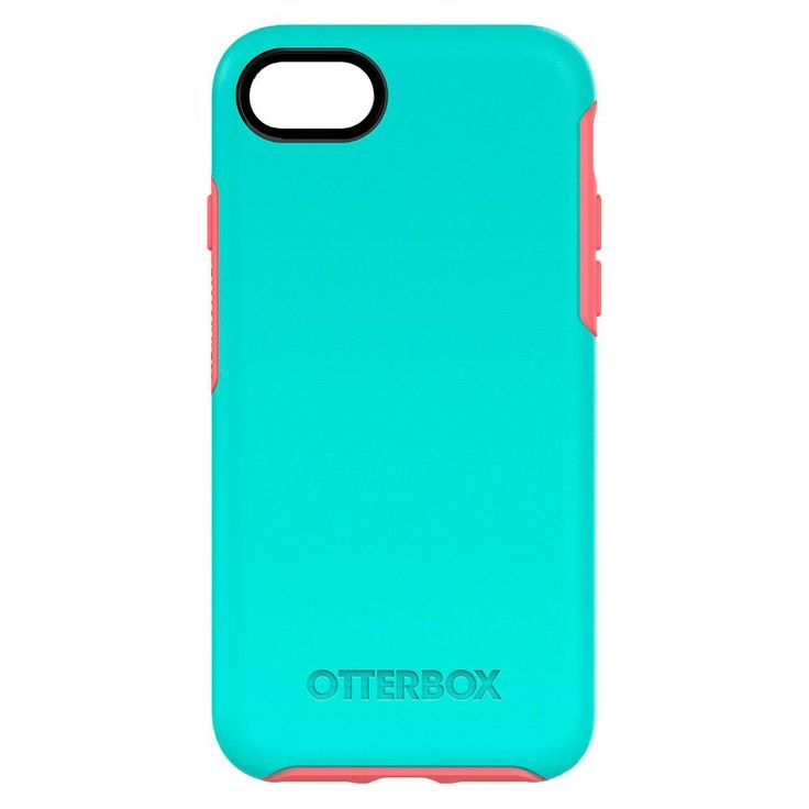 iPhone 7 Case - OtterBox Symmetry - Candy Shop, Blue
