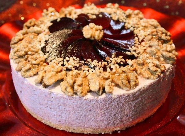 Questa Cheesecake salata di cavolo viola, noci e barbabietole è un antipasto insolito, scenico, chic e gustosissimo.La morbidezza della farcia, per la quale non ho utilizzato alcun tipo di gelatina o di addensante, si sposa alla perfezione con la base croccante e sbriciolosa. I vostri occhi apprezzeranno le sfumature di viola che ne distinguono i diversi strati mentre il vostro palato percepirà il dolce delle barbabietole e del cavolo arricchito dal gusto pungente delle noci.Troverete solo…