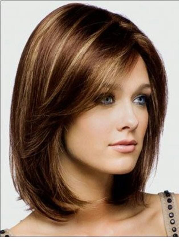 Love this cut and color maybe a littler more red and blonde