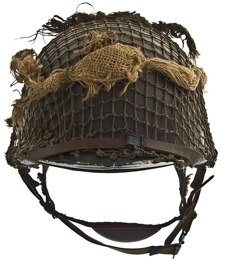 U.S. WWII Paratrooper Helmet