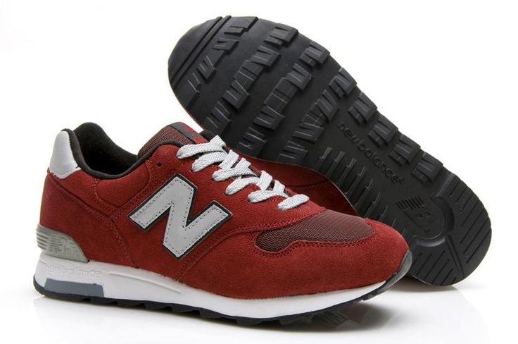 Discount New Balance M1400CT Shawn Yue J.Crew White Red Mens NB-1400  Sneakers