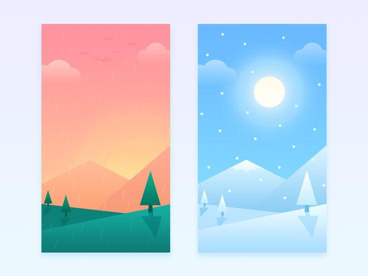 Seasons by Adrian Goia