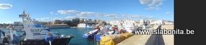 L'Ametlla de Mar,   delicious view from the port