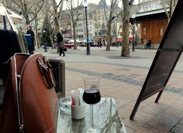 Travel & Lifestyle Diaries: Place d'Armas Luxemburg City
