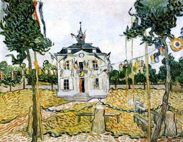 Auvers-sur-Oise, Vincent van Gogh