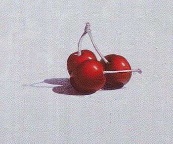 Learn to Draw Cherry using-Color Pencil