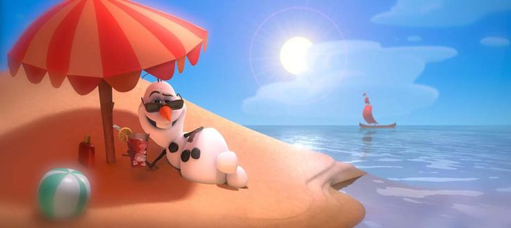 """I got """"In Summer""""! Which Frozen Song Should You Sing Right Now? 