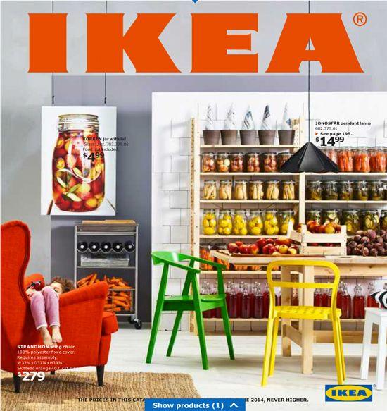 Ikea Katalog 2014 online