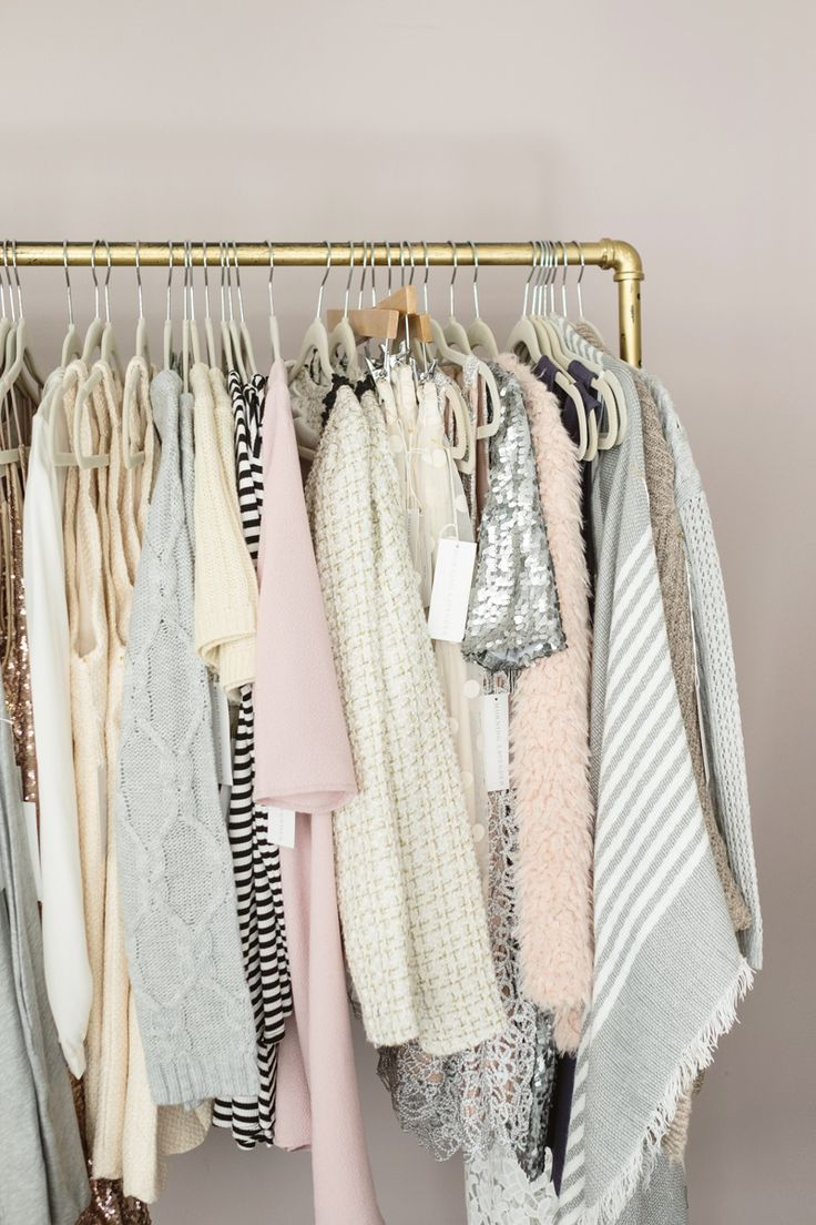 morning lavender showroom, cute boutique decor, morning lavender retail space, orange county women's boutique