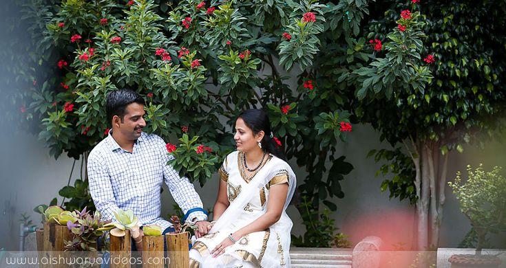 Mahesh Kumar & Saranya - candid wedding photography - Aishwarya Photos & Videos