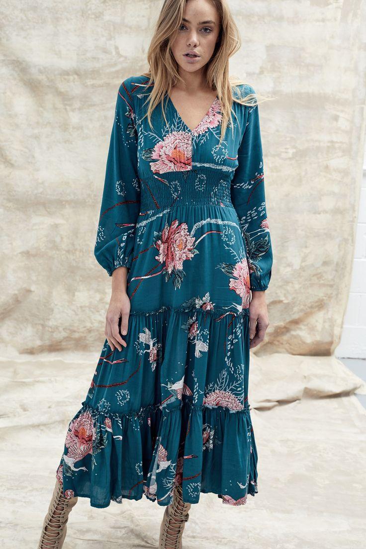 Jaase - Lucky Dress - Absynthe