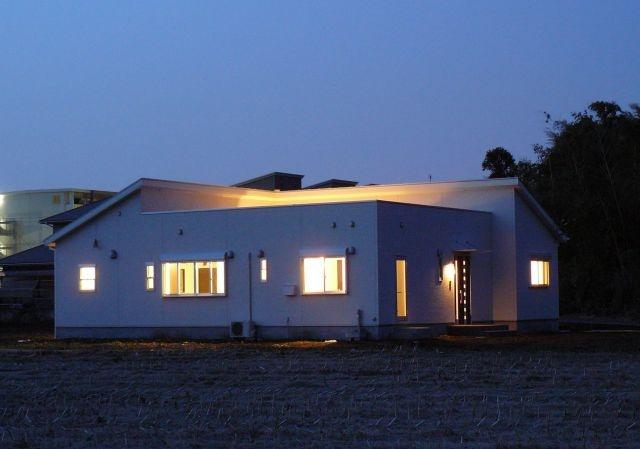 超シンプルモダンの平屋住宅 | こだわりの住宅相談所 ARホーム|茨城県水戸市
