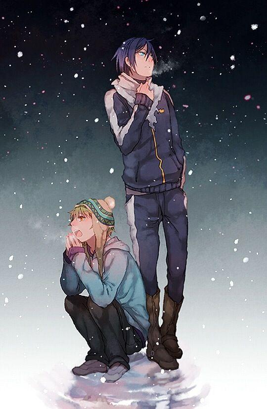 Yukine & Yato | Noragami #anime
