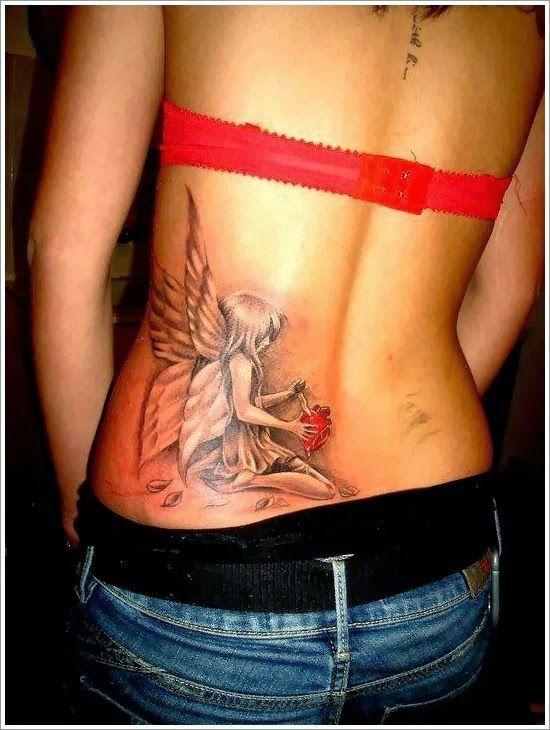 Wow gorgeous tattoo