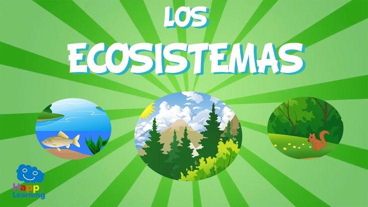 Ecosistemas | Vídeos Educativos para Niños