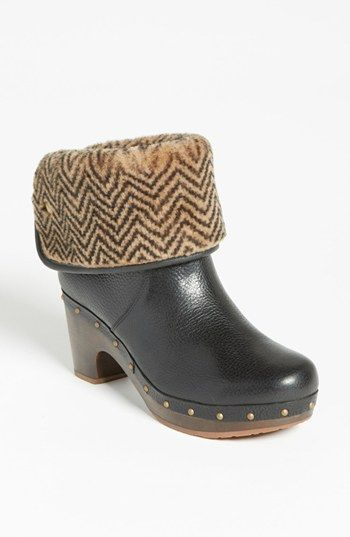 UGG® Australia 'Cora Lynn' Clog Bootie (Women) available at #Nordstrom