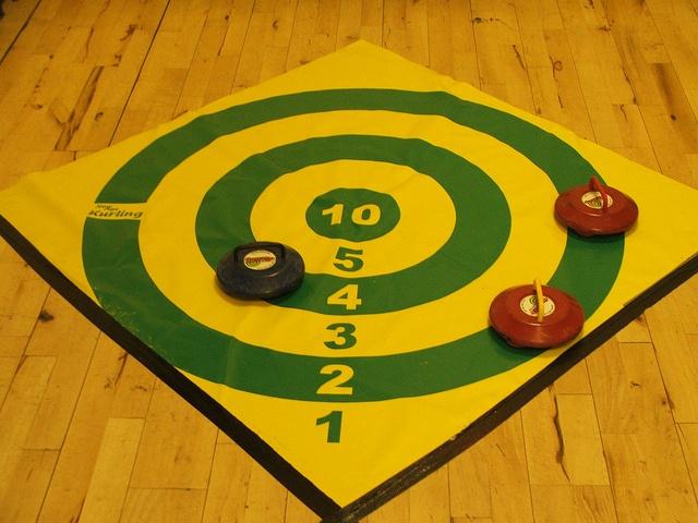 New Curling by ManorAshbury, via Flickr