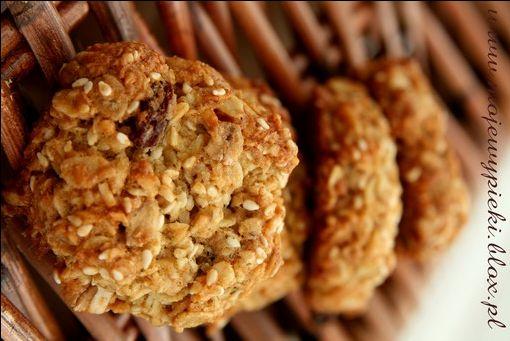 Ciasteczka z muesli (przepis II)