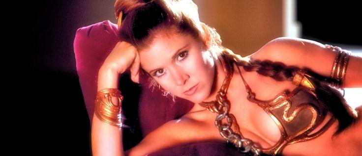Carrie Fisher: a Princesa que viverá sempre entre as estrelas  #carrieFisher #leia #leiabikini #leiaprincess #leiaslave #odespertardaforça #princesadestarwars #princesaleia #princesaleiabikini #princesaleiaDisney #princesaleiastarwars7 #princesastarwars #starwarsprincesaleia