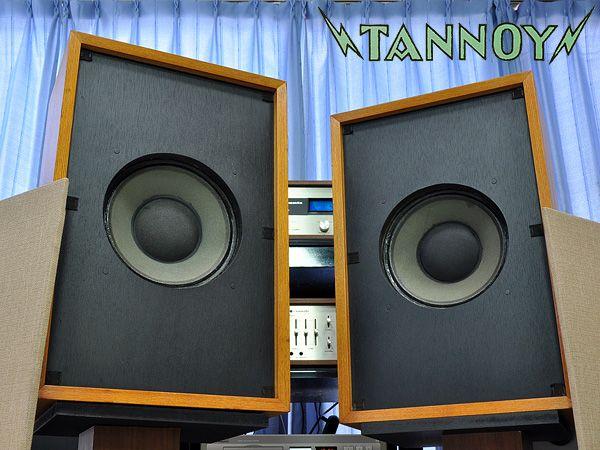 Tannoy... Monitor Gold TANNOY IIILZ