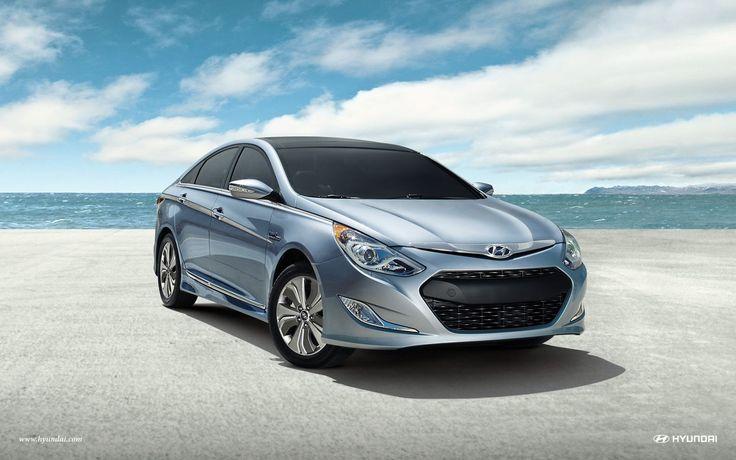 2013 Hyundai Sonata Hybrid - Carponents