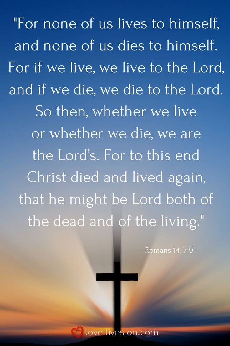 72 Best Bible Verses For Funerals Images On Pinterest