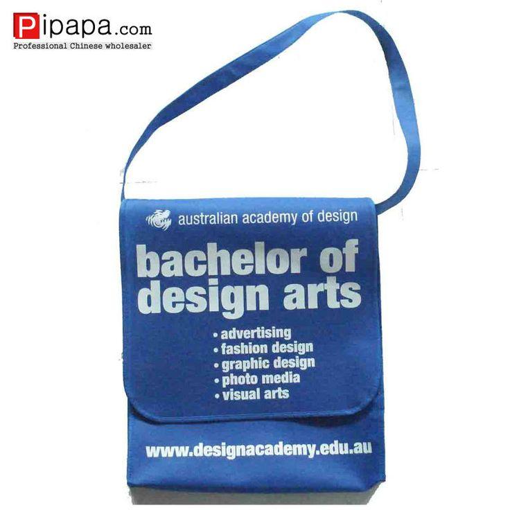 1.non woven messager bag  2. minimum order of 100pcs  3. your logo imprint on the bag  4. choose your bag sizse