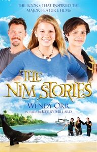 Movie Poster cover of the Nim Stories: Nim's Island and Nim at Sea in one book!