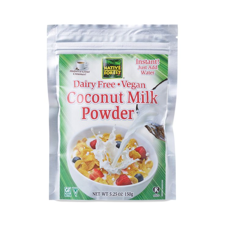 try as a powdered creamer for coffee... it'll be less waste than the liquid stuff we usually get... (less ingredients, too) Shop Native Forest Vegan Coconut Milk Powder at wholesale price only at ThriveMarket.com