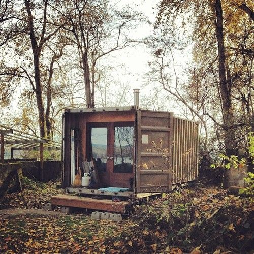 Sea Container Cabin 1527 best modular architecture images on pinterest