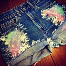 DIY Shorts - love these!!