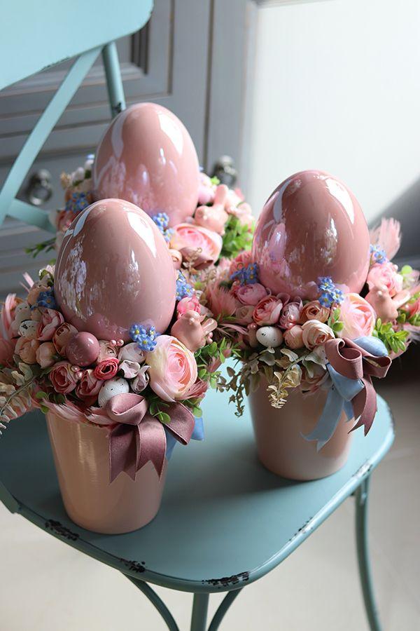 Stroiki Wielkanocne Tendom Pl Diy Easter Decorations Easter Flowers Spring Easter Decor