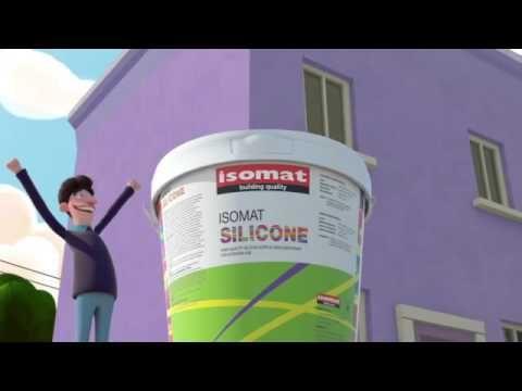 Ανακαινίζω το χώρο μου με ISOMAT COLOR SYSTEM!