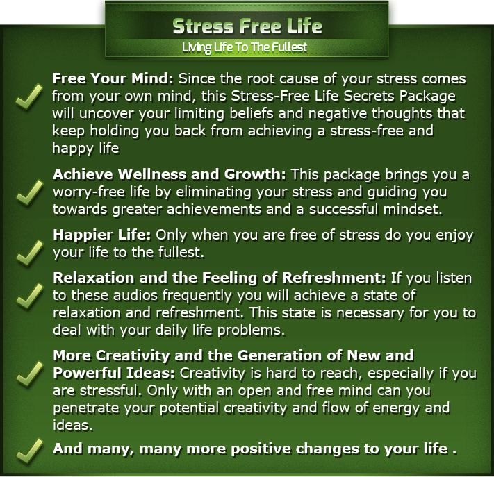 17+ images about Stress Management for Teenagers on ...