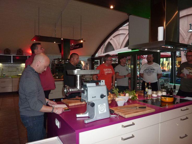 Bericht: Hard & Tender Kochkurs in der Kochbox